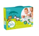 Kit de sellos infantiles Safari