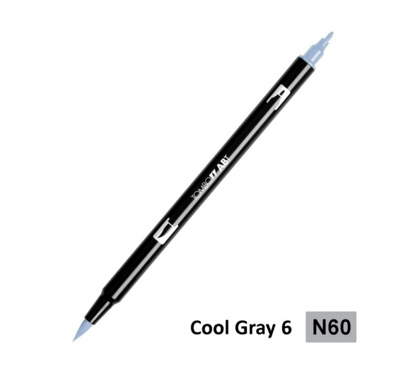 Rotulador Dual Brush de Tombow