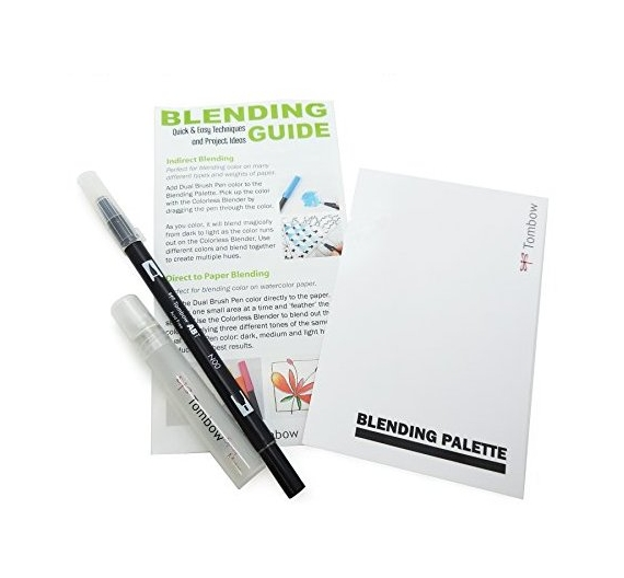 Blending kit de Tombow 4 en 1