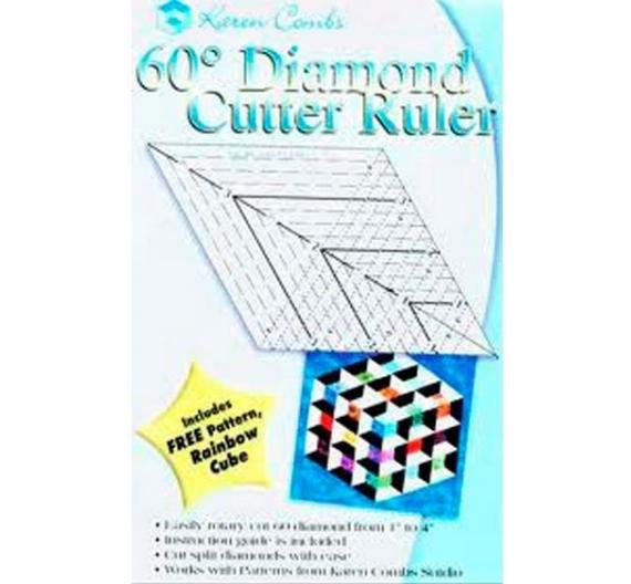 Plantilla 60º para Diamante.