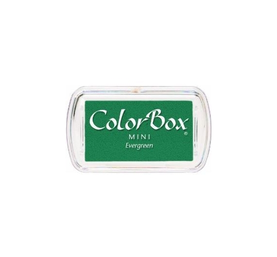 Tinta Color Box ,Evergreen.