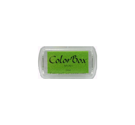 Tinta Mini Color Box Lima.