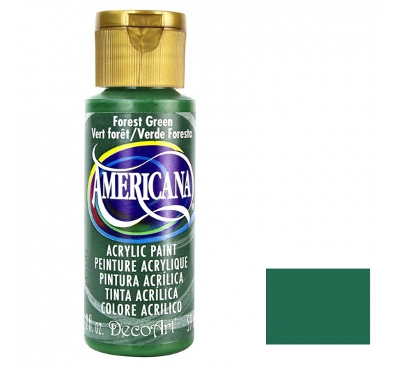 Americana  59ML Color Forest Green