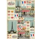 Fieltro Decorado Paris