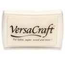 Tampon de tinta Versacraft 50 gr , color Blanco