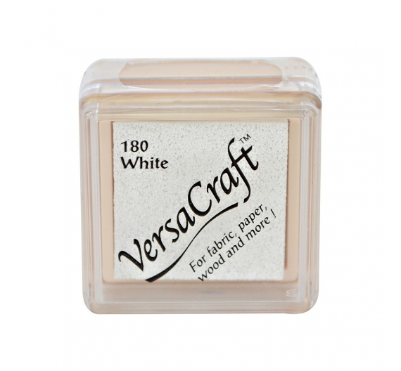 Tampon de tinta Versacraft 12 gr , color Blanco