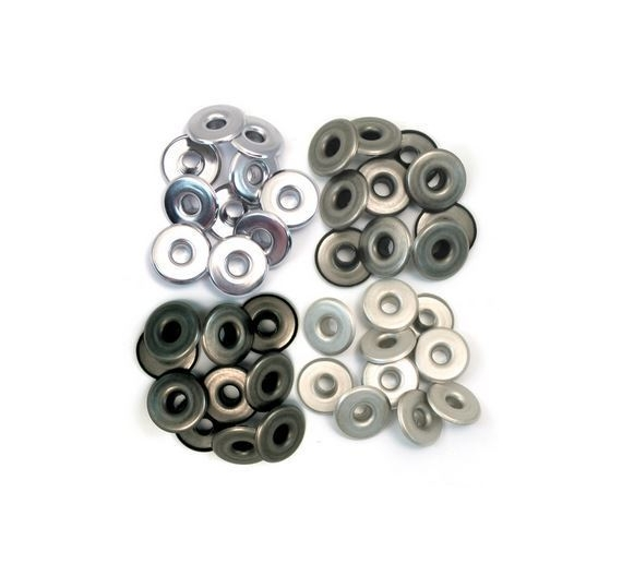 Eyelets aluminium We R Memory Keepers