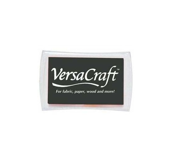 Tampon de tinta Versacraft de 50gr , color Black