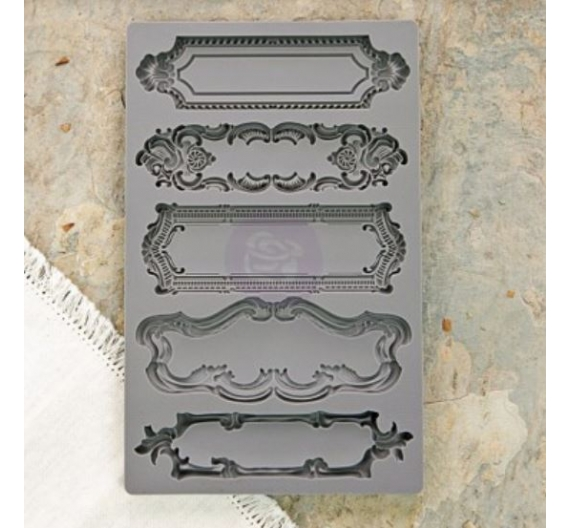 Object lablels 1 - Iod vintage art decor mould PRIMA MARKETING