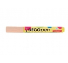 Rotulador Permanente Deco Pen Color Soft Rose.
