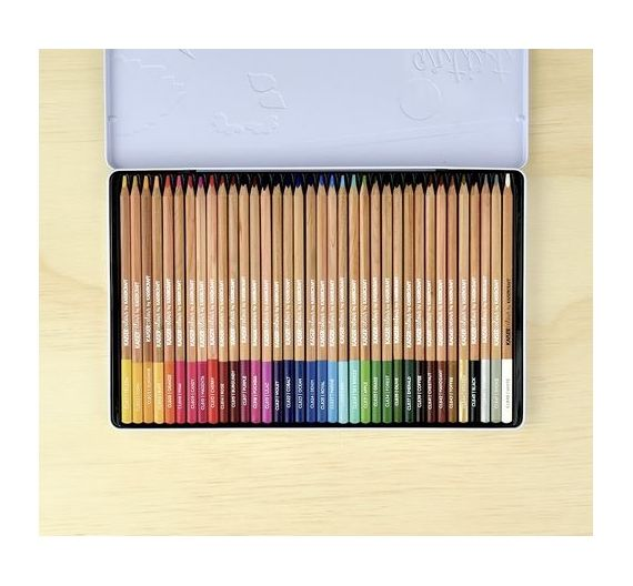 KAISER PENCILS 36 COLOURS