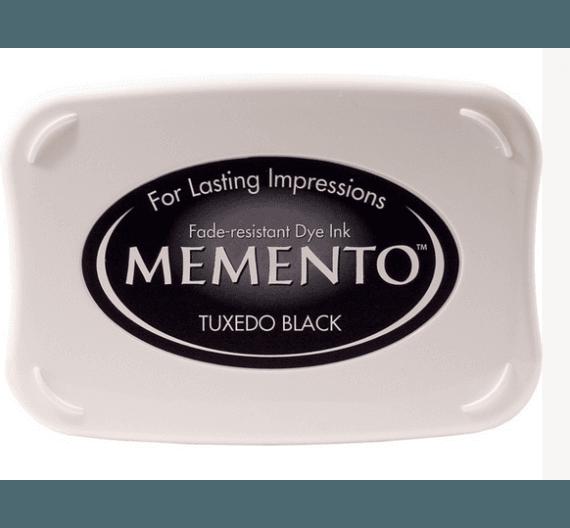 Tinta Memento 85gr Tuxedo Black
