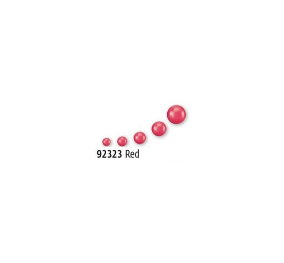 Rotulador Textil Pearl Pen 29ml Marca Javana, Color Rojo.