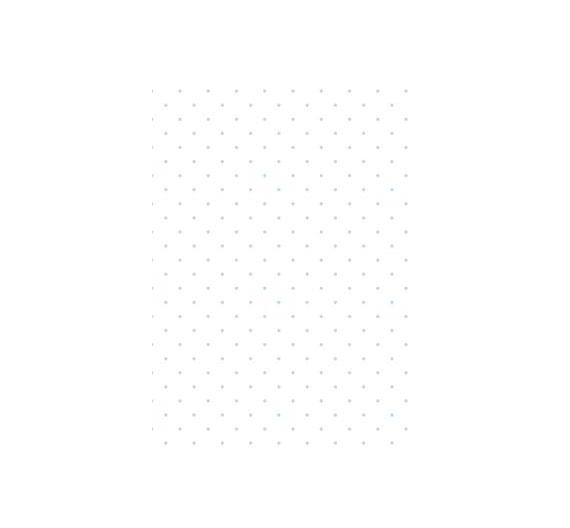 Papel especial para cartonaje de 32 x 46cm Basic Lunares Azul