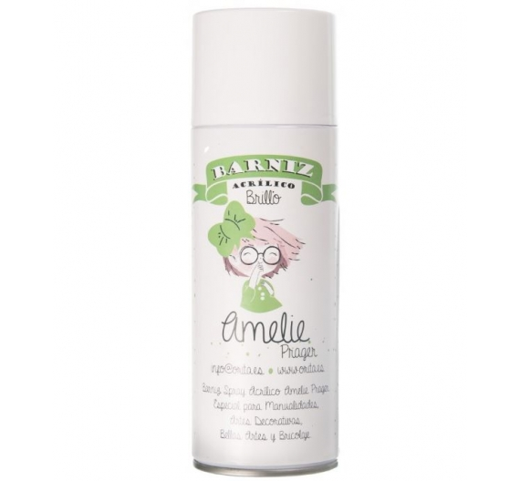 Barniz Spray Amelie Brillo