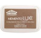 Tinta Memento Luxe Tofee Crunch