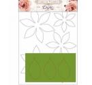 Kit de flores de foamiran , Dayka Trade Adelfa Blanca