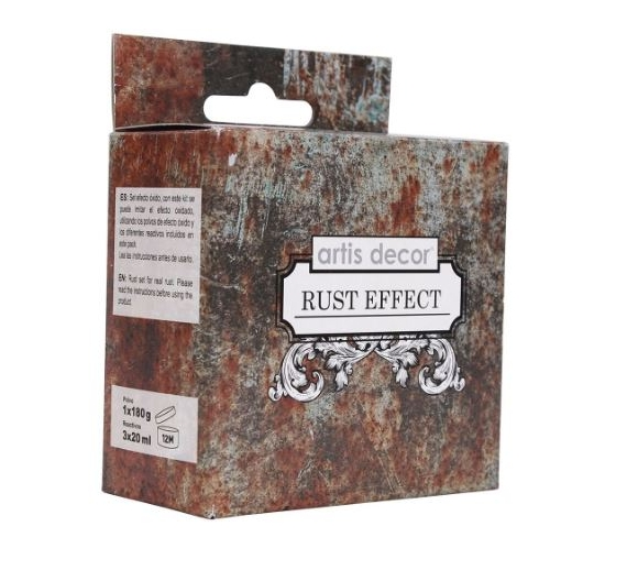 Rust Effect kit de Artis Decor