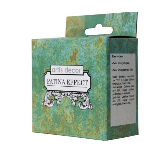 Patina Effect kit de Artis Decor