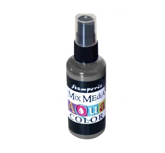 Aquacolor spray 60ml. - Graphite