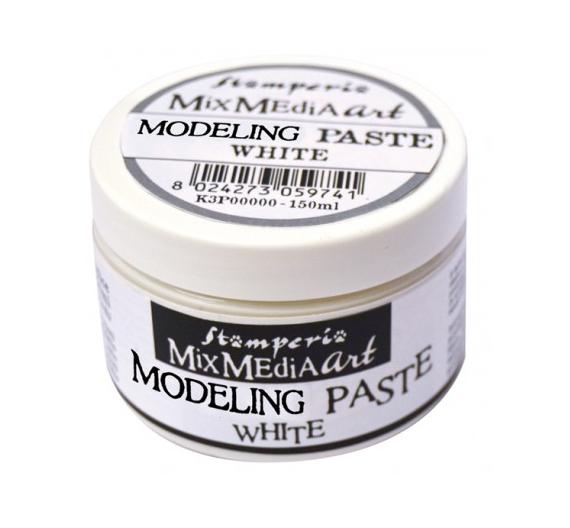 Modeling paste 150ml , blanco