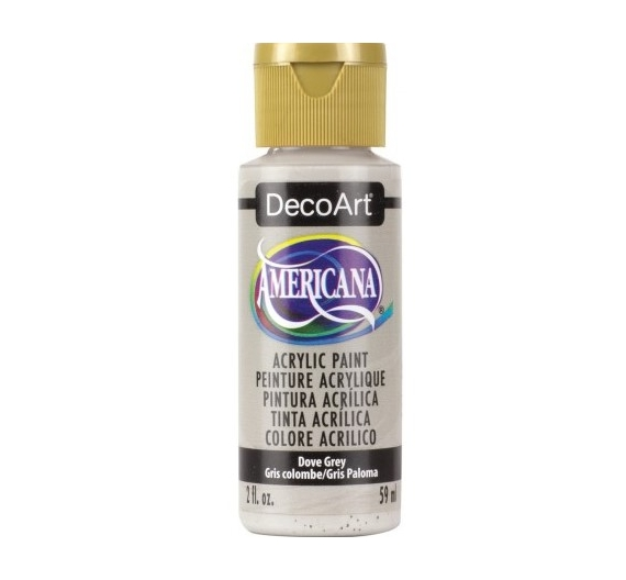 Pintura Acrilica Americana 59 ml  DOVE GREY