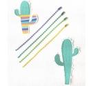 Cadena de bolitas colores Morada  4 unid tamaño 12 cm