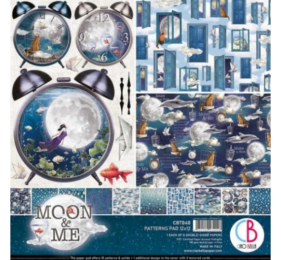 Stack Ciao Bella 30 cm Moon & Me