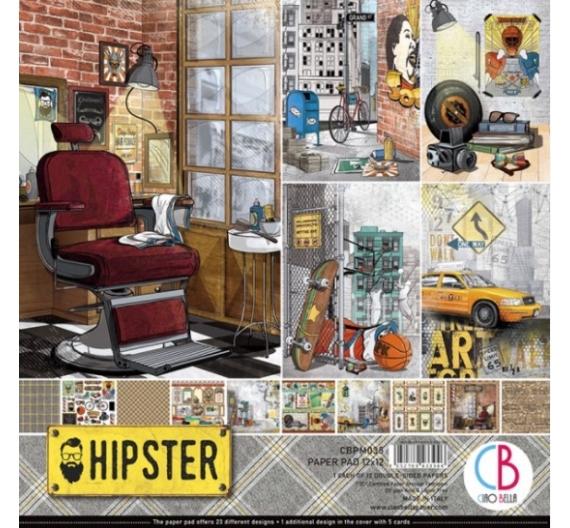 Stack Ciao Bella 30 cm Hipster Colección