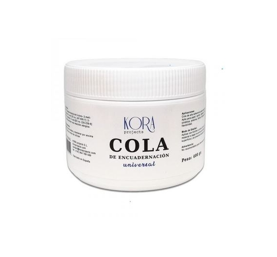 Cola de encuadernación de Kora Projects 400GR