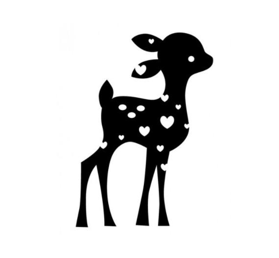 Sello silicona Bambi , Artemio .