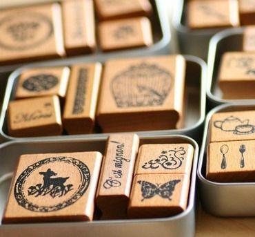 Conjuntos de sellos